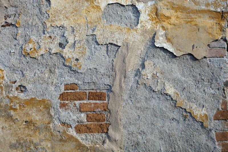 Стена старого дома стоковое фото rf