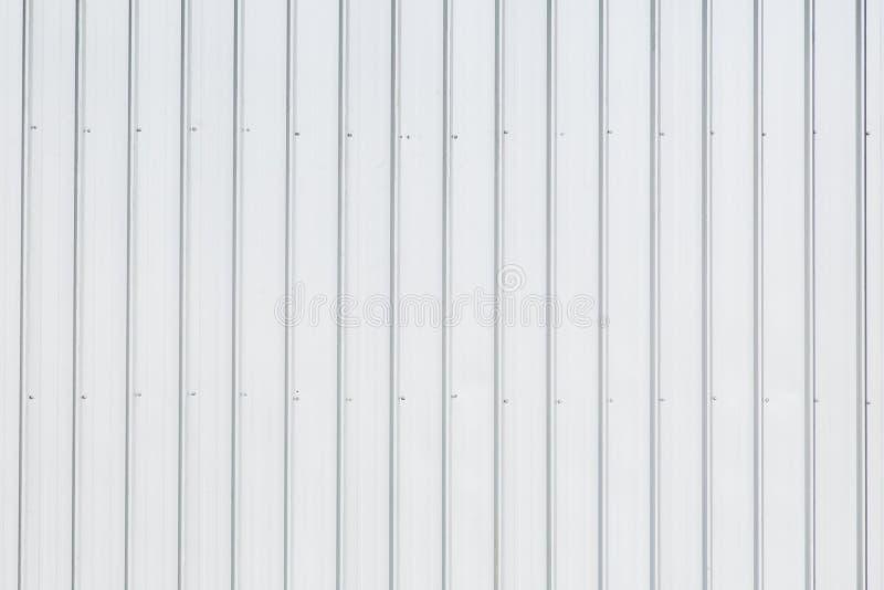 Стена стали металлического листа стоковое изображение rf