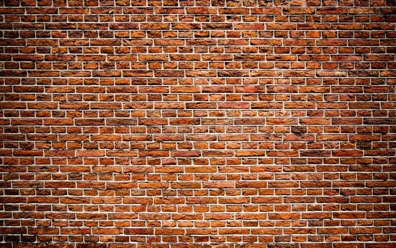 стена текстуры красного цвета кирпичей стоковое фото rf