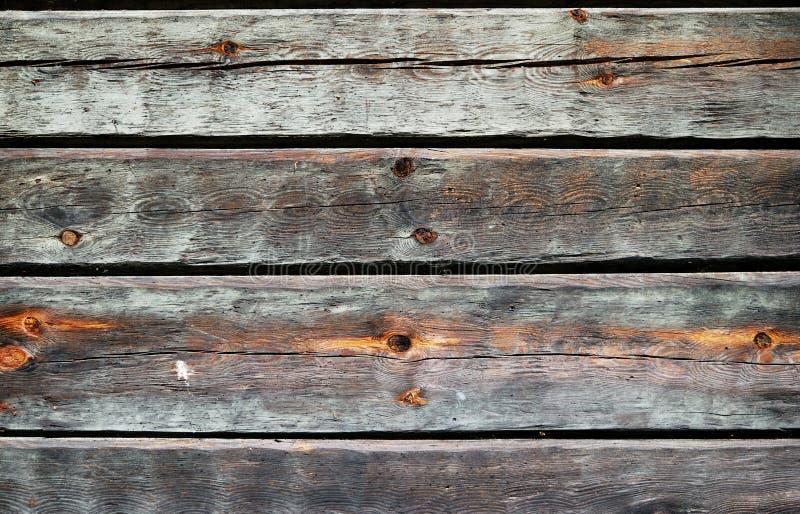 стена тимберса дома старая деревянная стоковое изображение rf