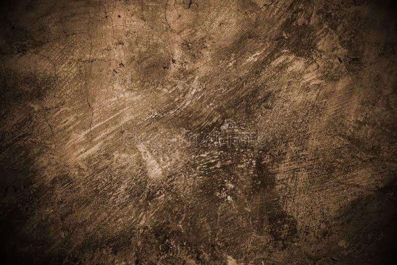 Стена цемента грубая стоковая фотография rf