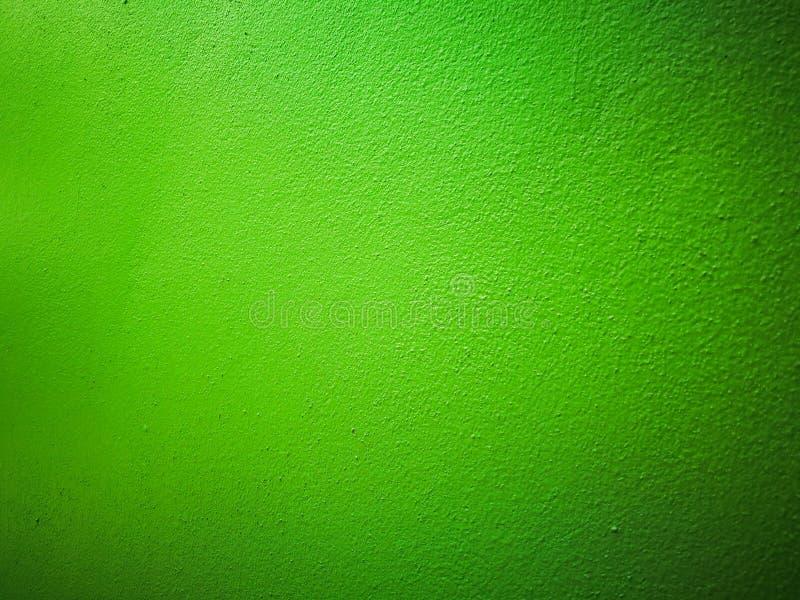 Стена цемента зеленого цвета, предпосылка бетонной стены стоковые фотографии rf