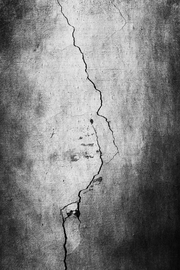 Стена цемента Grunge серая с отказом в ем стоковое фото rf