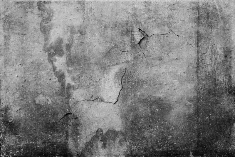 Стена цемента Grunge серая с отказом в ем стоковое фото