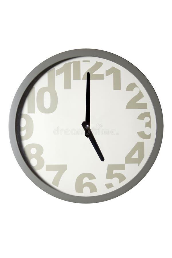 стена часов самомоднейшая стоковые фотографии rf