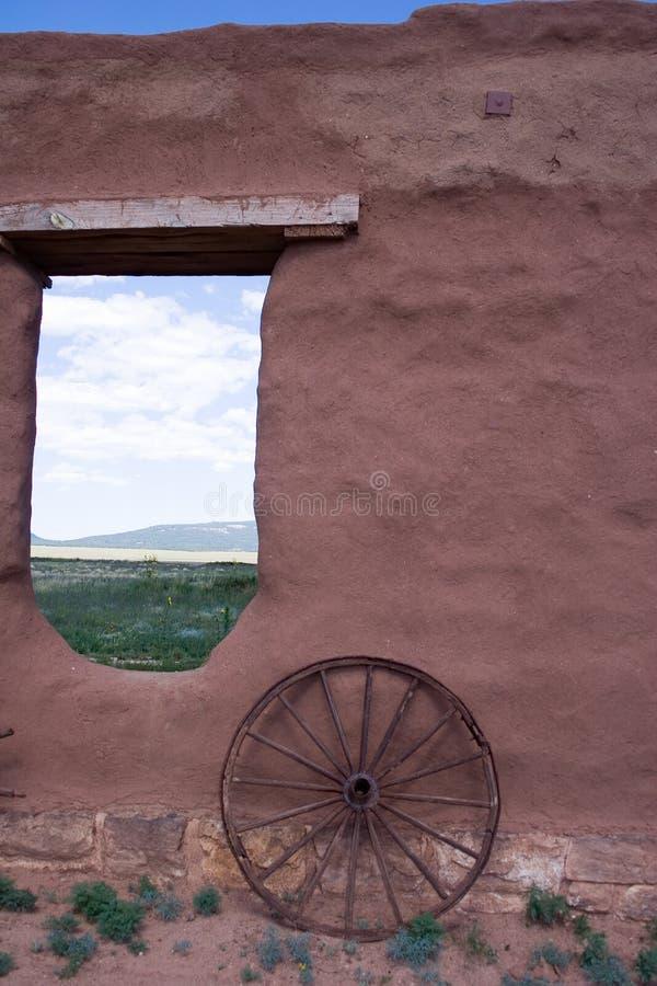 стена 4 саманов стоковые фотографии rf