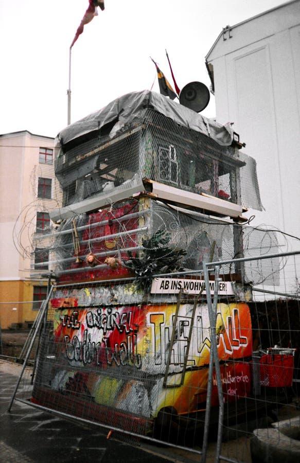 стена berlin Германии стоковые фото