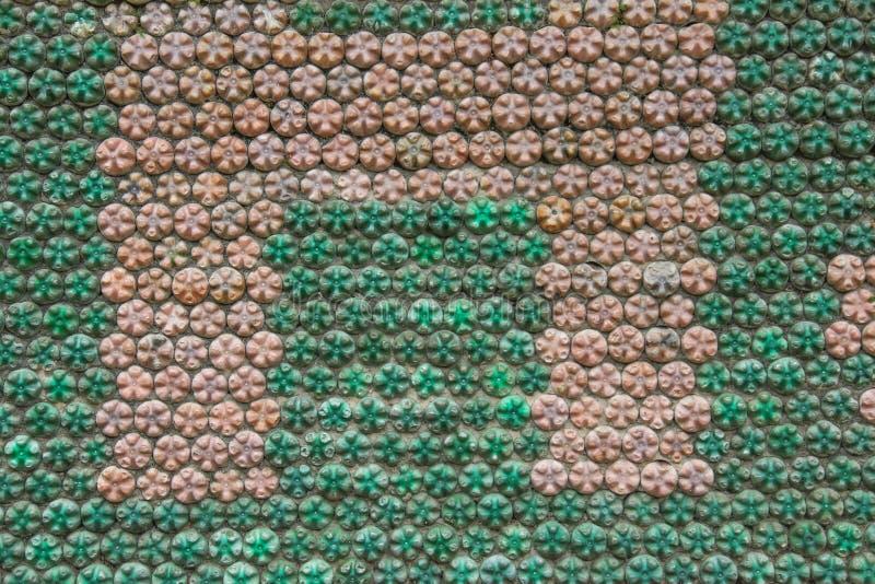 Стена 2 Eco стоковая фотография rf