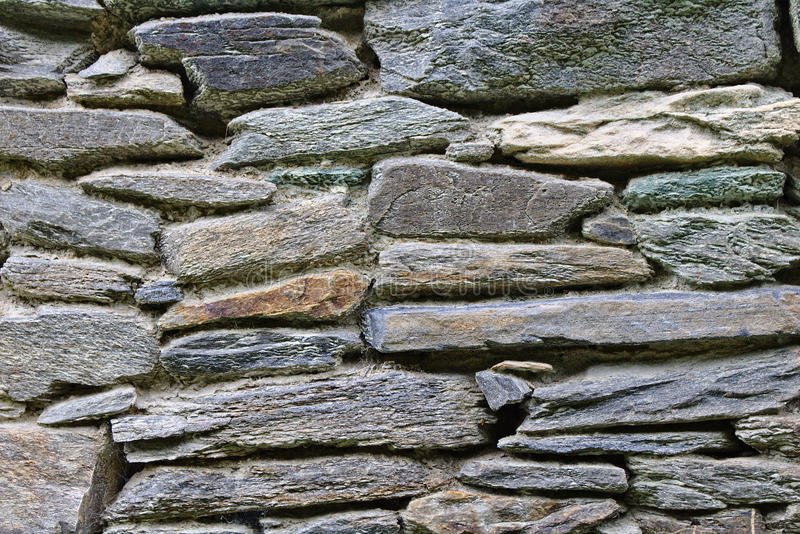 Стена Fieldstone стоковое изображение rf