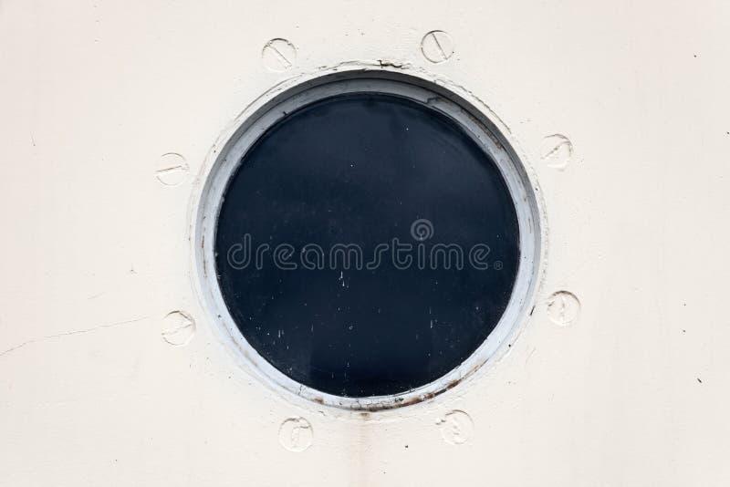 стена porthole металла военноморская стоковые фотографии rf