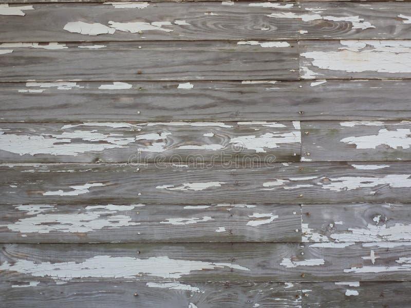 Стена Shiplap стоковое изображение rf