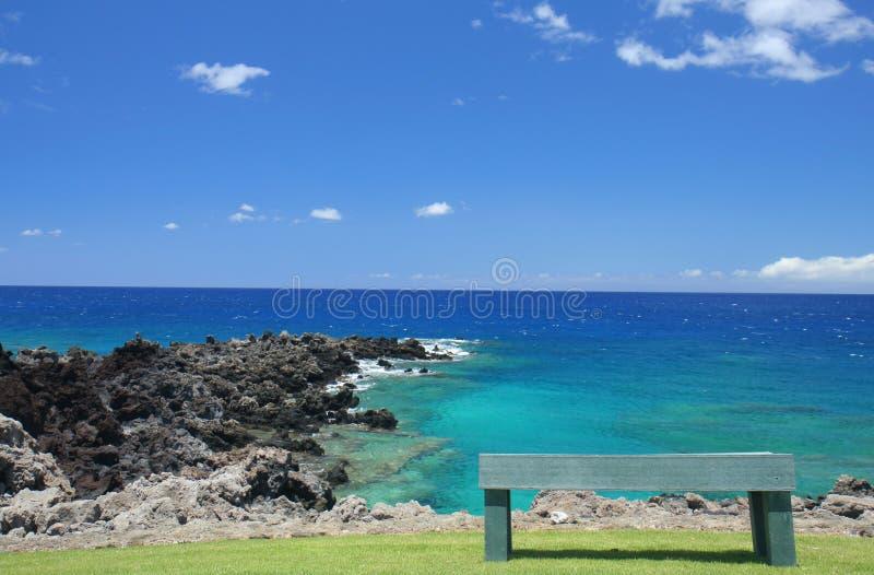стенд пляжа стоковая фотография