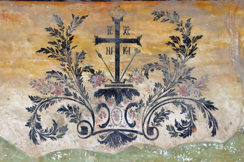 Стенная роспись стоковые изображения rf