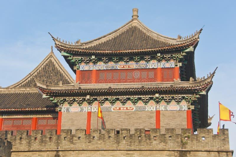 Стены башен стоковые изображения