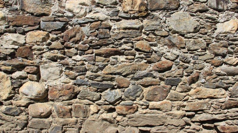 Стены старого stron каменные исторического старого городка стоковое фото