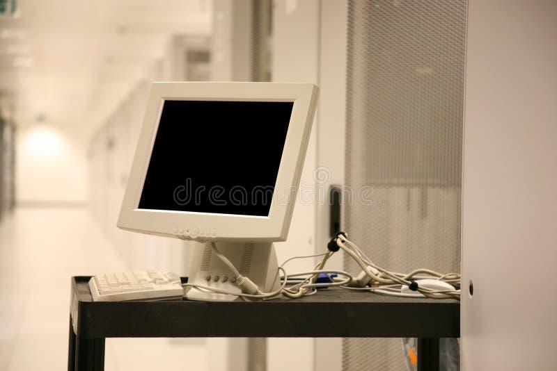 стержень сервера стоковая фотография