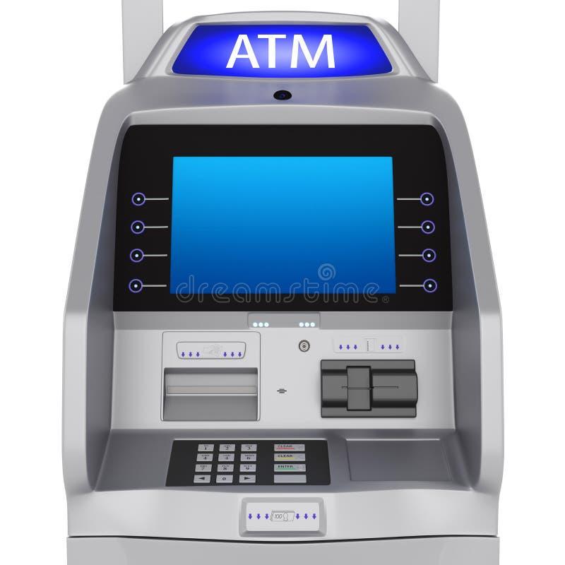 Стержень ATM иллюстрация штока