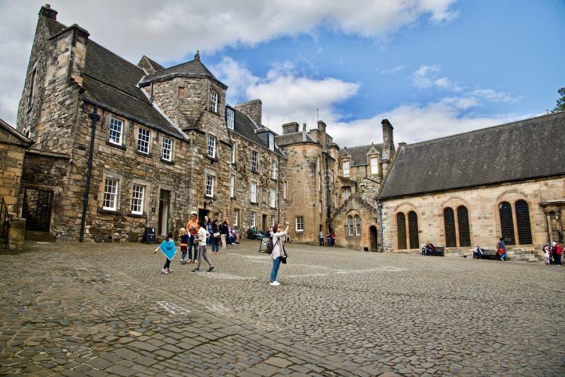 Стерлинг в Шотландии стоковые фотографии rf