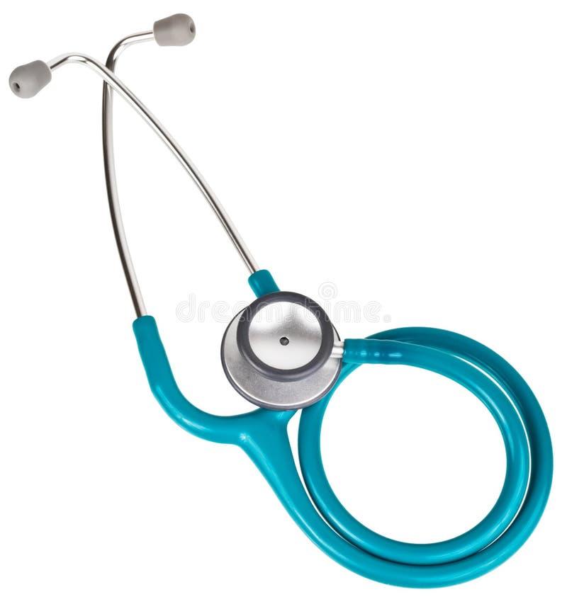 стетоскоп здоровья внимательности стоковое фото