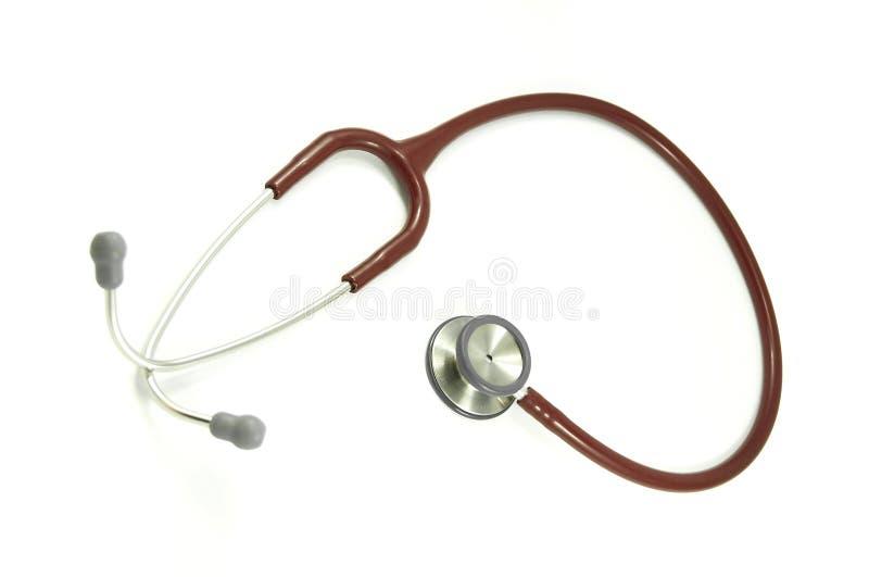 стетоскоп 2 стоковая фотография