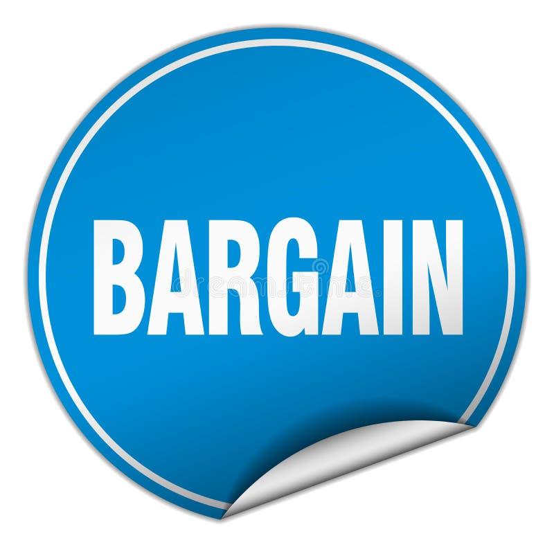 стикер торговой сделки бесплатная иллюстрация