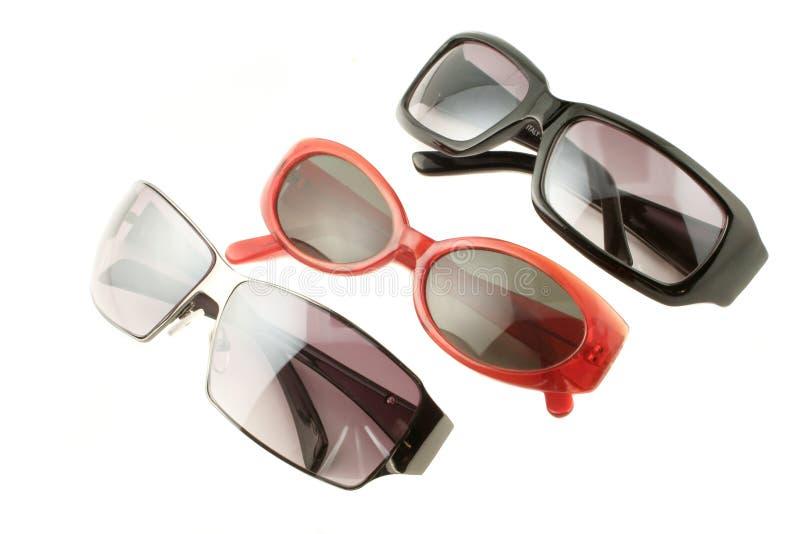 стильные солнечные очки стоковые фото