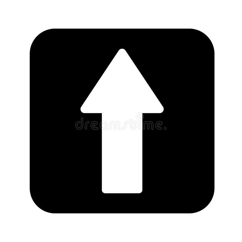 Стиль дизайна вектора значка стрелки плоский - вектор бесплатная иллюстрация