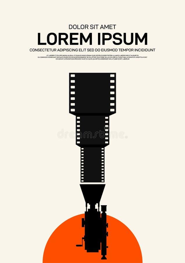 музея шаблон для постера кино льва