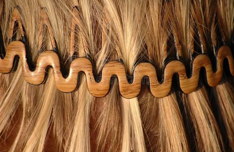 стиль причёсок circlet стоковая фотография rf