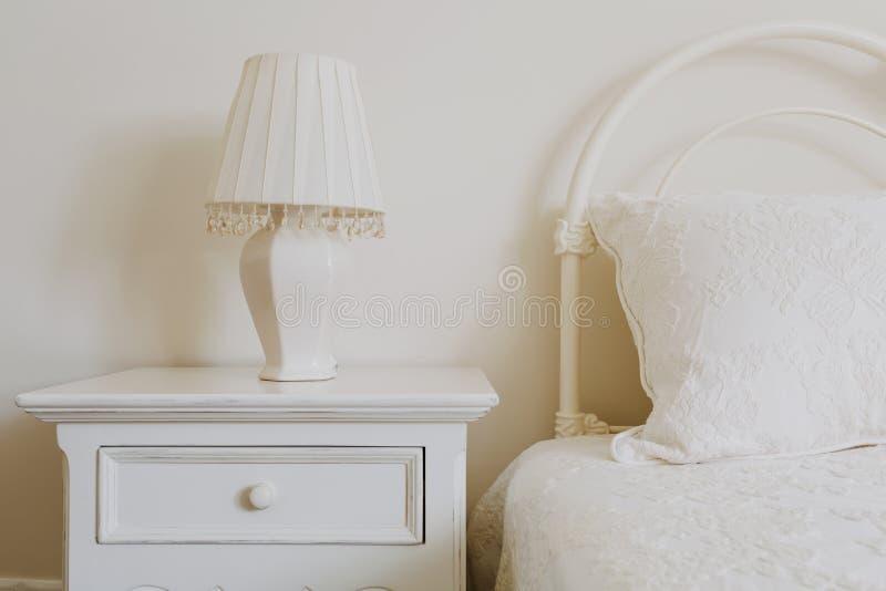 Стильное nightstand стоковые фото