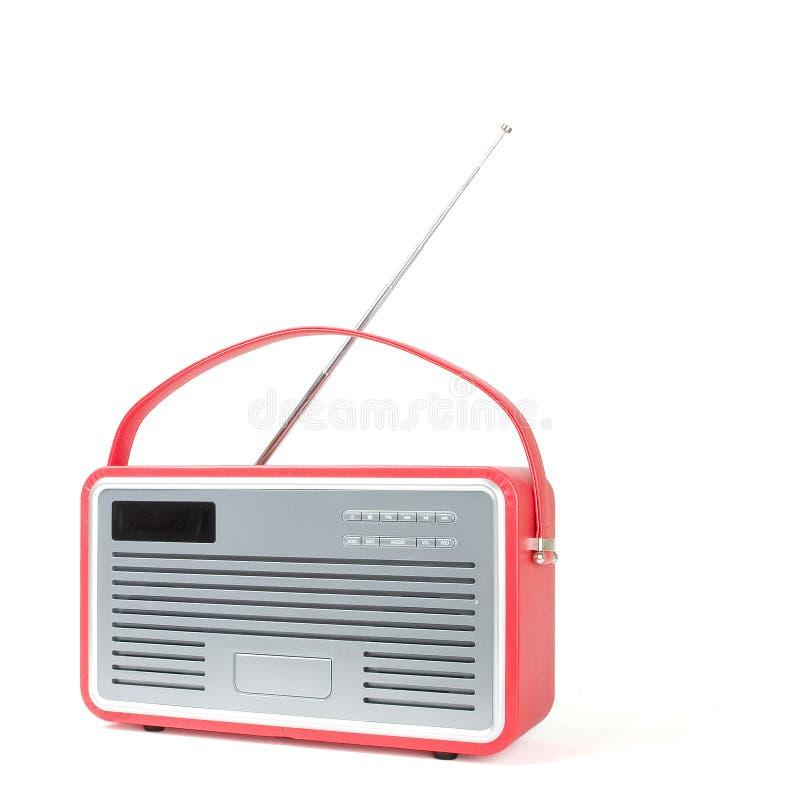 Стиль радио винтажный стоковое фото
