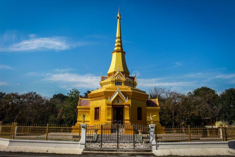 Стиль церков архитектуры или Азии дизайна виска стоковое фото rf