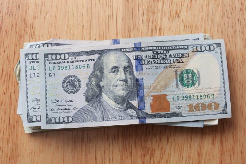 Стога денег стоковое фото
