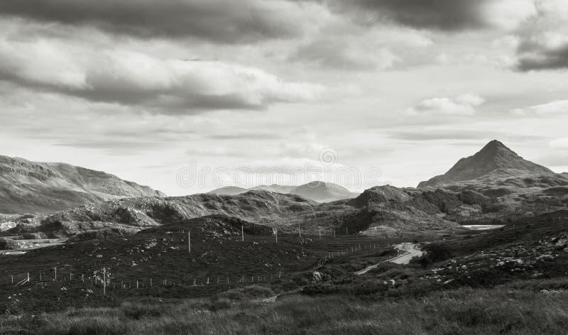 Стог Бен, Шотландия стоковое фото rf