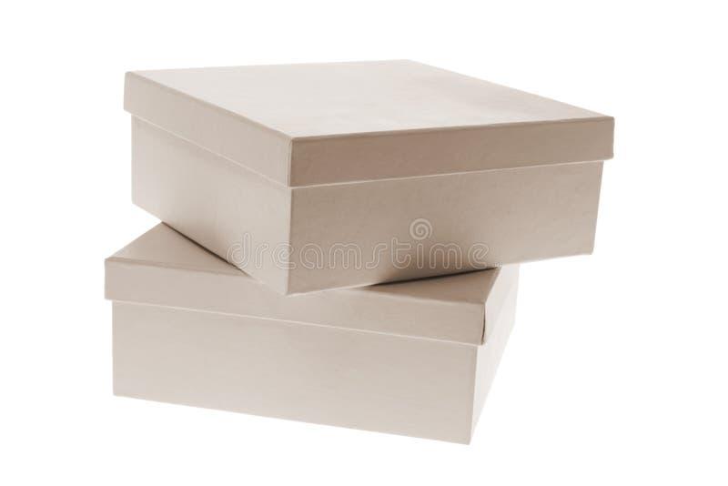 стог подарка коробок стоковое фото
