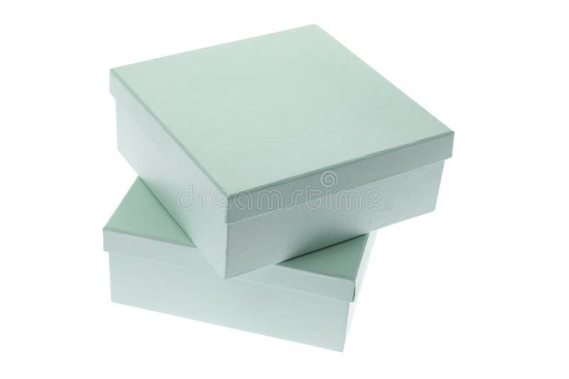 стог подарка коробок стоковые фото