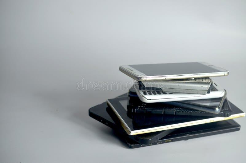 Стог смартфона для ремонтировать стоковые фото