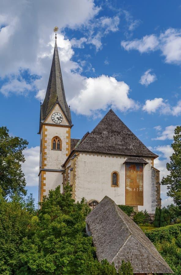 Стоимость Марии, Австрия стоковые изображения rf