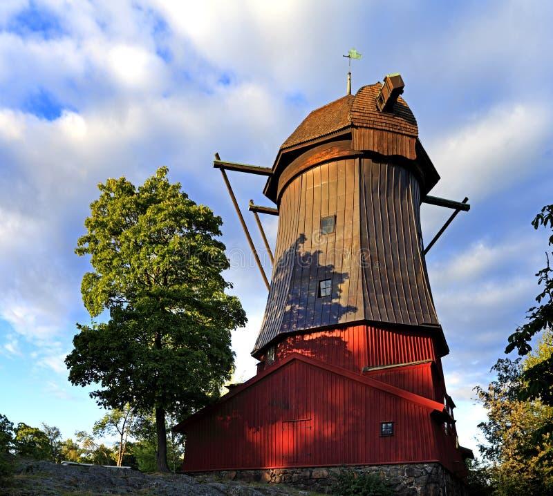 Стокгольм, Швеция - парк принца Eugens Waldemarsudde на Djur стоковые изображения
