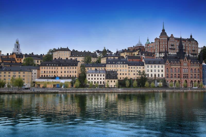 Стокгольм, Швеция стоковая фотография