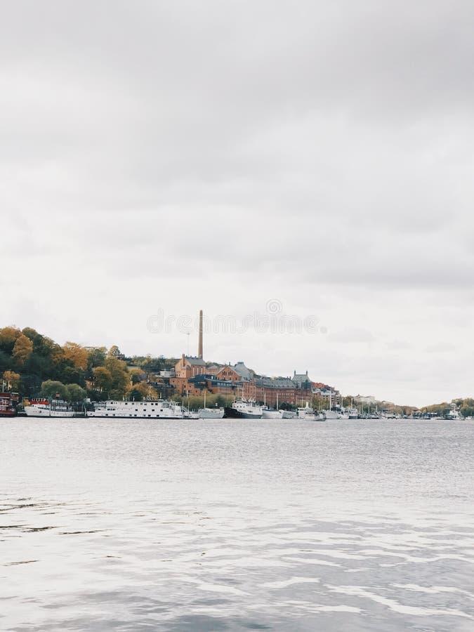 Стокгольм стоковое фото rf