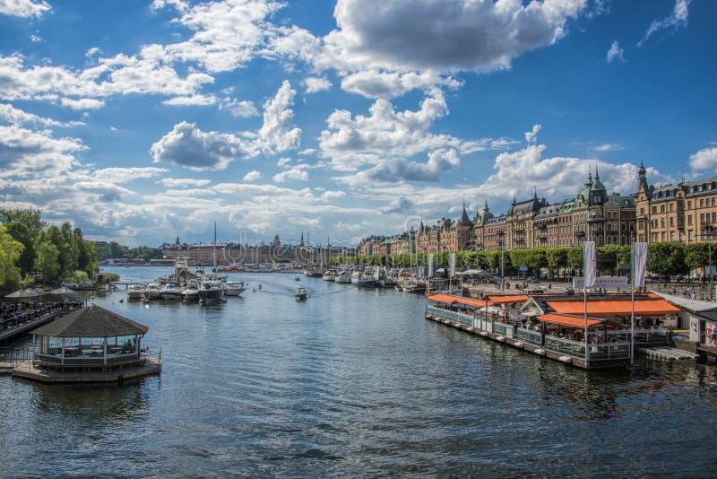 Стокгольм стоковая фотография