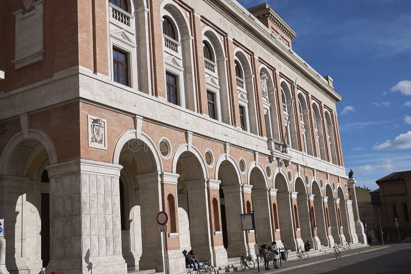 Столб delle Palazzo стоковое фото rf