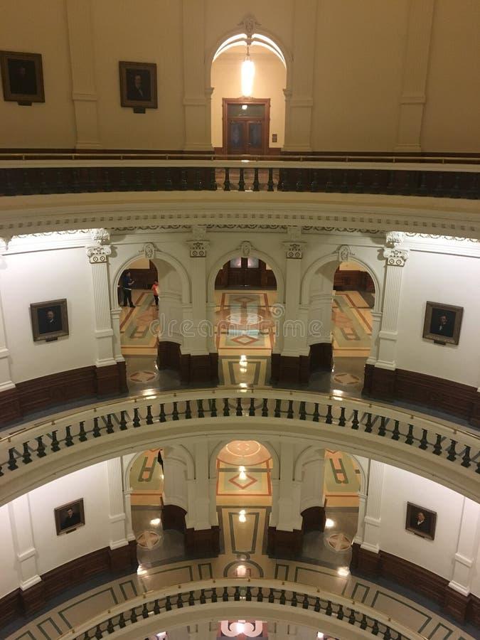 Столица Техаса стоковые фото