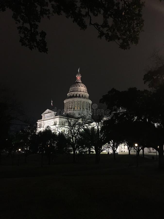 Столица Техаса стоковая фотография rf