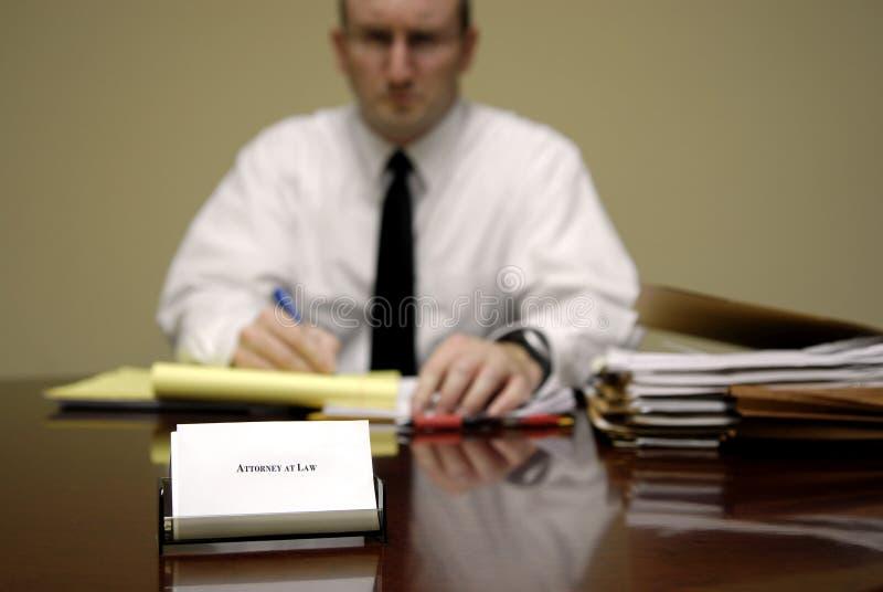 стол юриста стоковые изображения rf