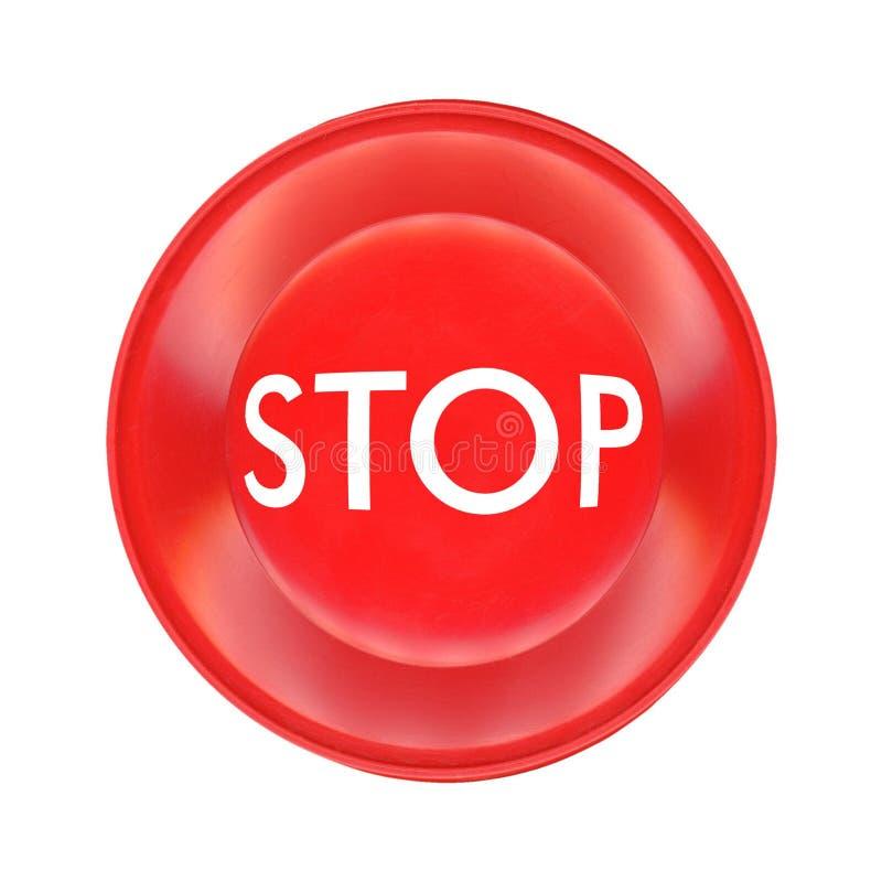 стоп кнопки красный бесплатная иллюстрация