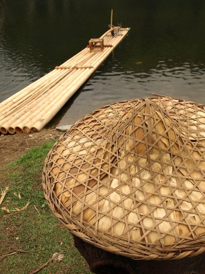 сторновка шлема рыболовства стоковое фото