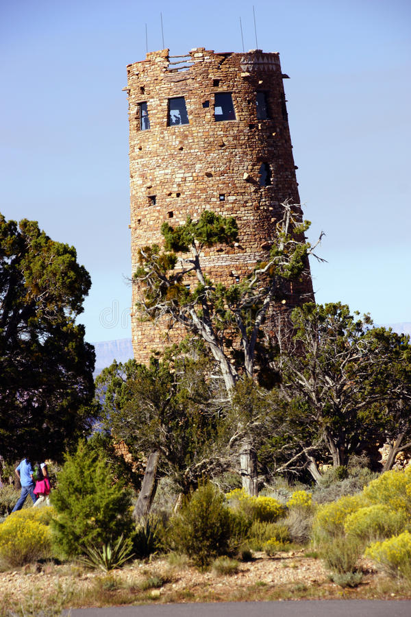 Download Сторожевая башня местных камней Стоковое Фото - изображение насчитывающей текстура, viewpoint: 40590002