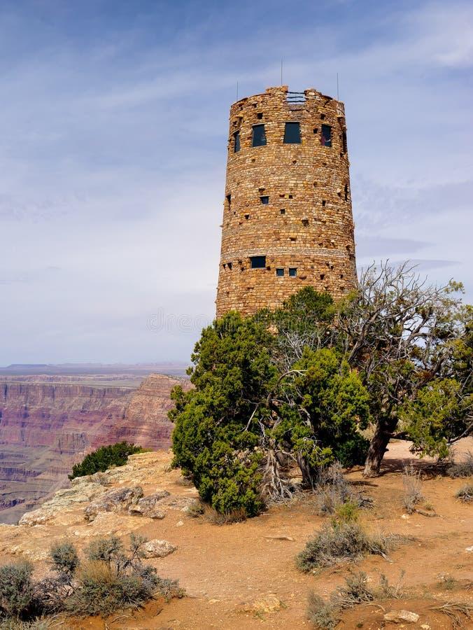 Сторожевая башня стоковые изображения rf
